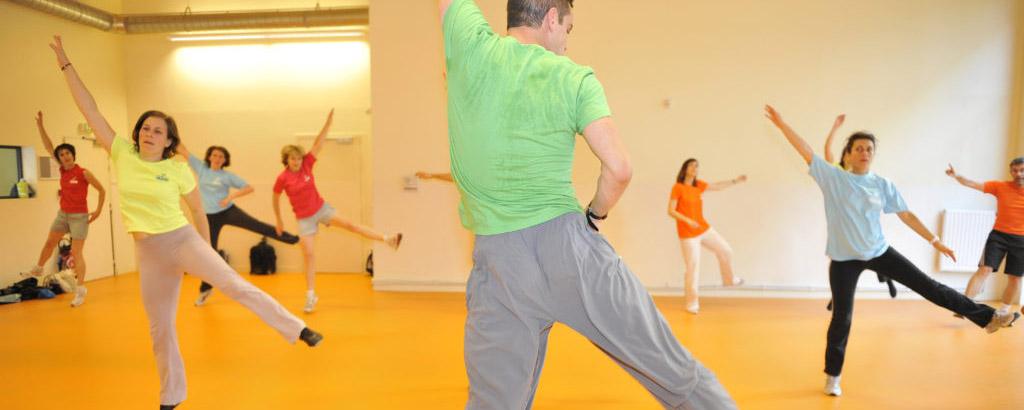 cours gymnastique salle