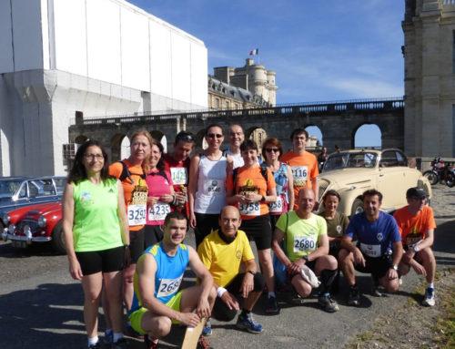 Course du Château: une équipe VITA GV au complet