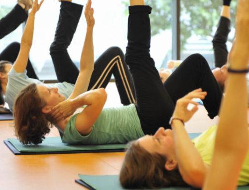 Les cours de « gym musculaire et tonique »