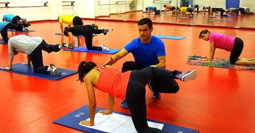 cours de gymnastique en salle vita-gv